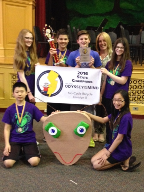 Odyssey of the Mind was created by Dr. C. Samuel Micklus, Professor  Emeritus at Rowan University in New Jersey. In 1978, 28 New Jersey schools  participated ...