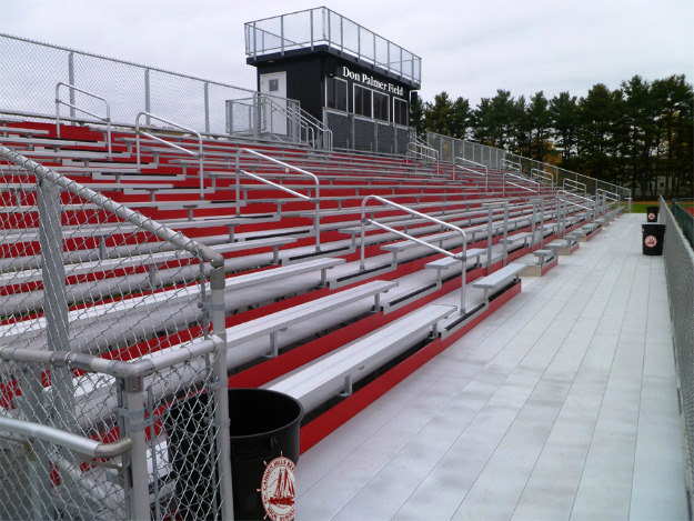 Bleacher Meaning - More info