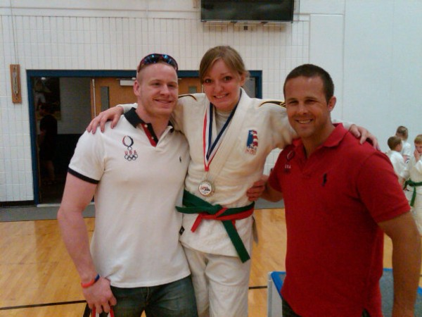 Fundraiser by Jade Stacey : Savannah made Team USA (IJF)
