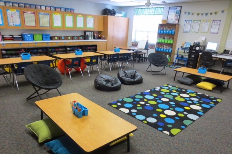 Fundraiser By Amanda Macholl Flexible Classroom Seating
