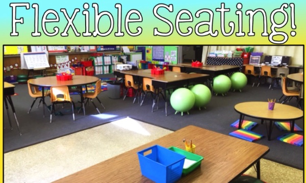 Fundraiser by Michelle Cusick : Flexible Seating for the Classroom