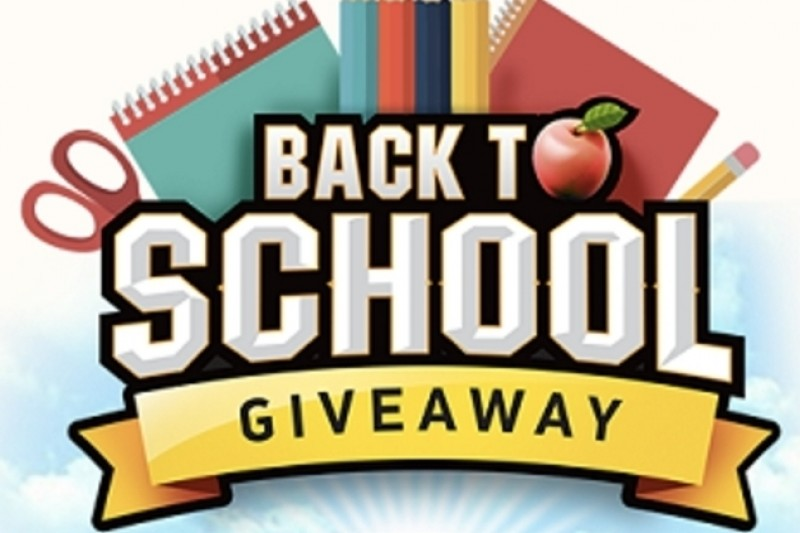 free school supplies giveaway today