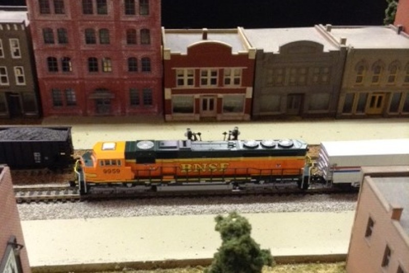 Fundraiser by bo miller farm amory ms model railroad for J furniture amory ms