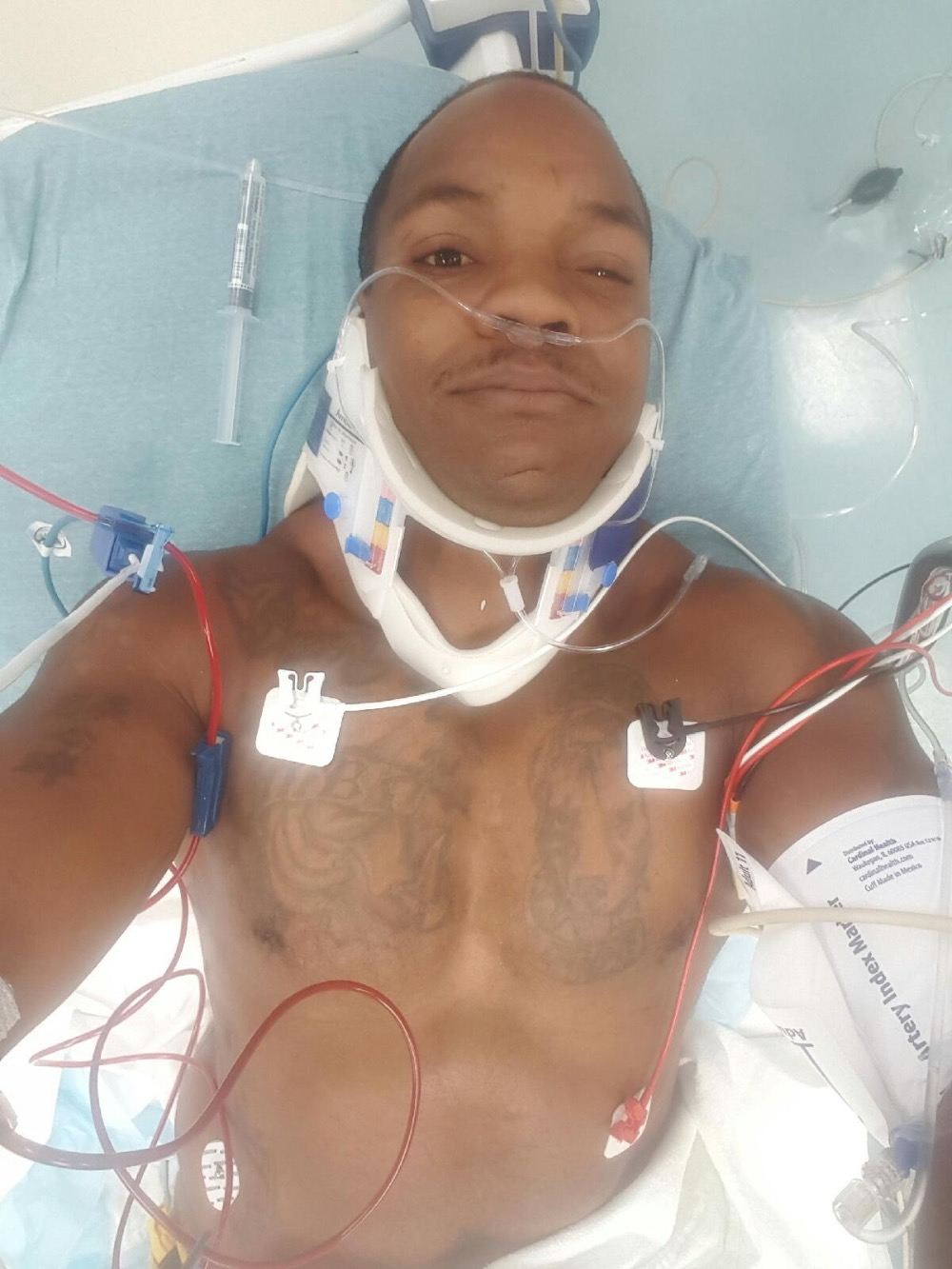 firefighter melvin middlebrooks by marne richards gofundme firefighter melvin middlebrooks has narrowly escaped his life after being involved in a traumatic motorcycle crash he was riding on his way to work