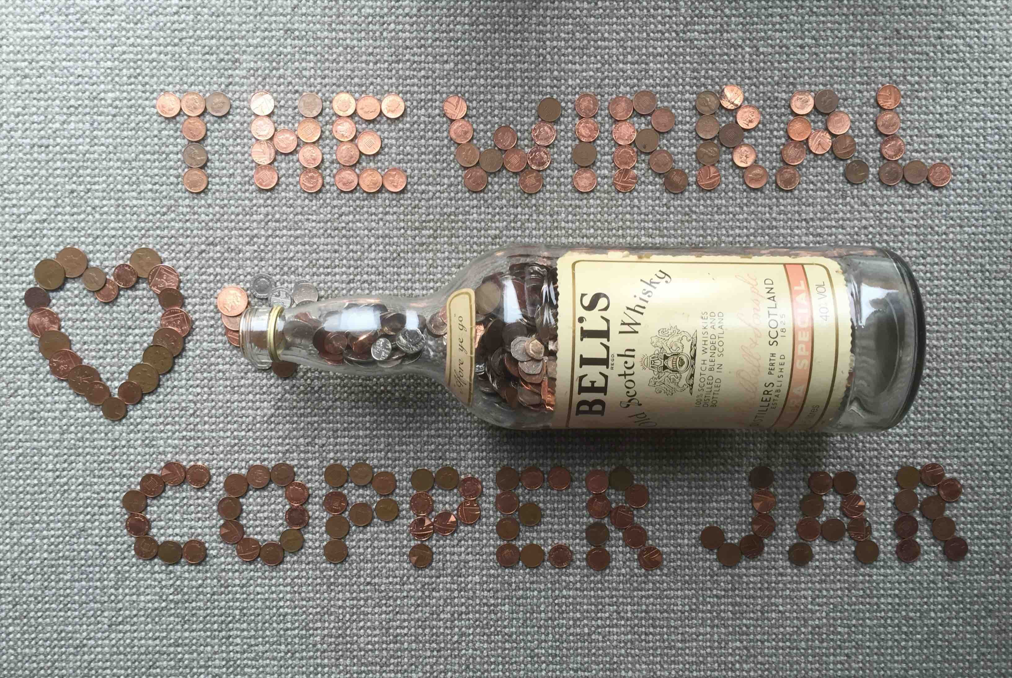 Baby Showers Wirral ~ Fundraiser by steve whelan the wirral copper jar