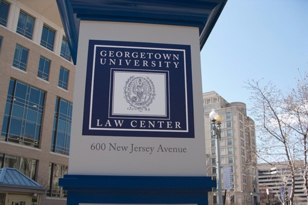 Georgetown application essays law optional