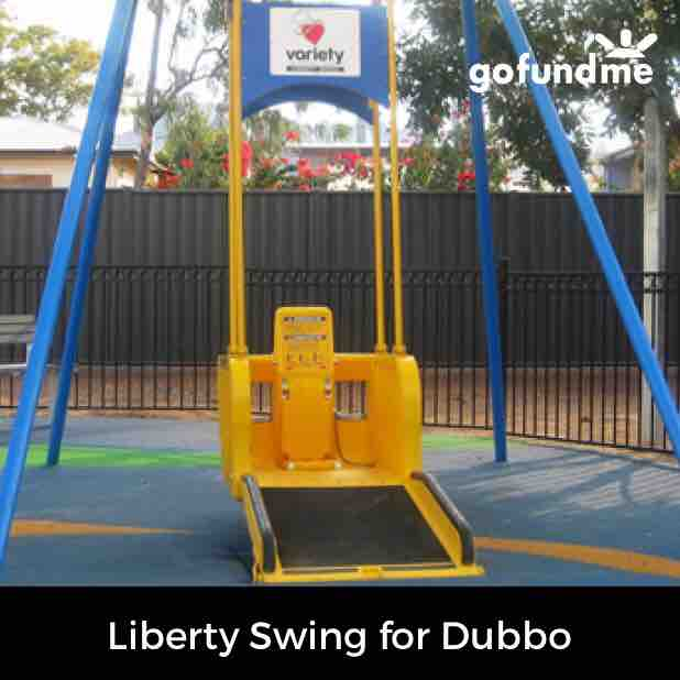 Fundraiser by Tracy Hanna : Liberty Swing for Dubbo