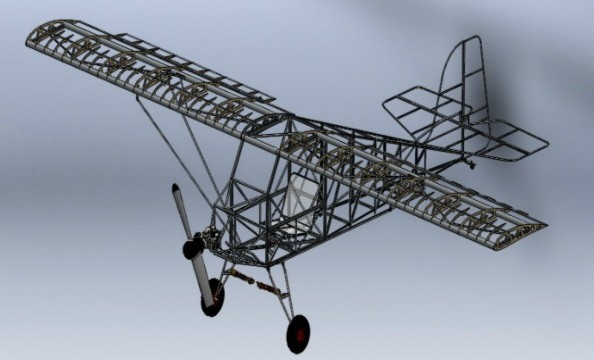 Fundraiser by michael conway pacific ultralight airplane for Michaels crafts stockton ca