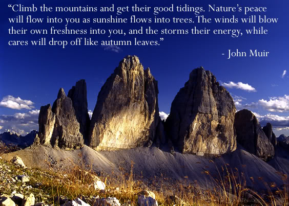 Image result for john muir quotes
