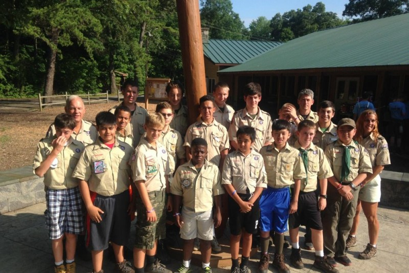 Fundraiser by Diane Niper-Pein : Boy Scout troop 67 SeaBase