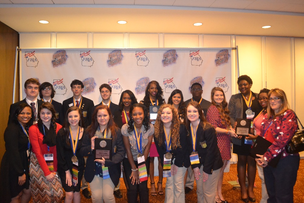 fbla titles Lhs students place at fbla conference - lemont, il - lemont students  combined to win three events, marking the sixth time in nine years the.