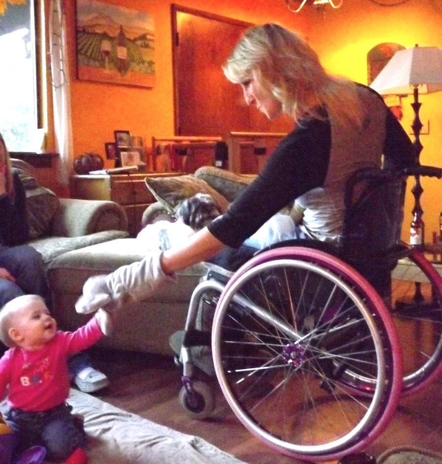 Fundraiser by Carl Melching : A Firefly electric wheelchair