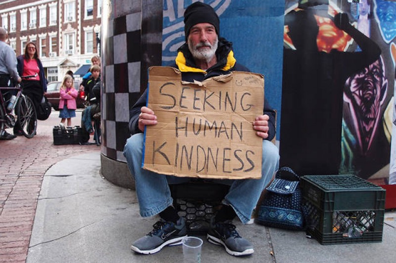 helping the homelessness