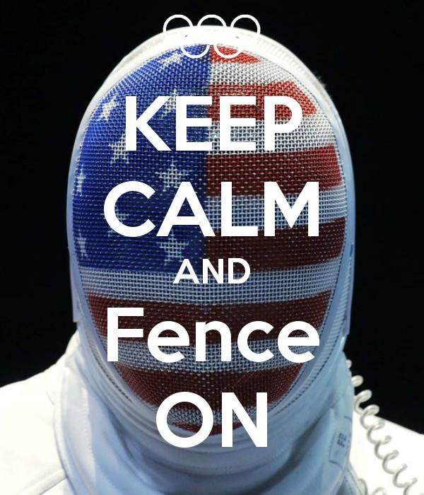 "Fencing Quotes Awesome Fundraiserdenise Odom  "" Omari's Olympic Fencing Fundraiser """