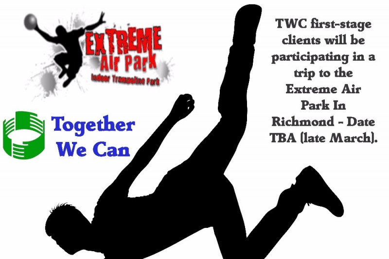 fundraiser by twc smith twc extreme air park trip. Black Bedroom Furniture Sets. Home Design Ideas