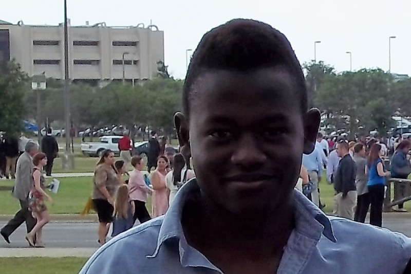 Death Announcement of a young Kenyan named Jesse M'mayi Sagiroi of Houston, Texas